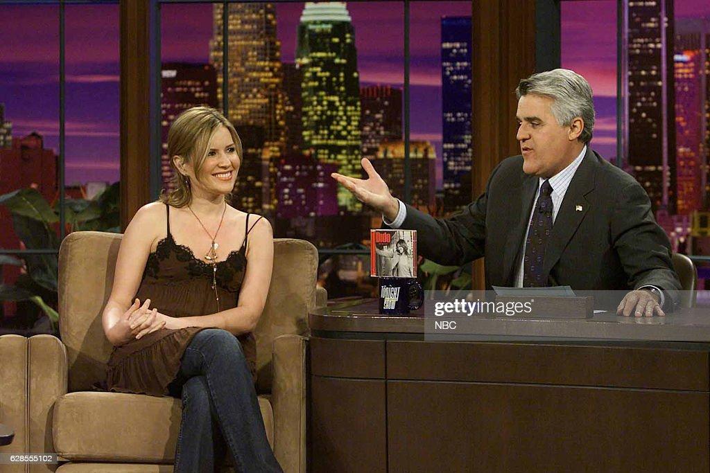 """NBC's """"The Tonight Show with Jay Leno"""" - Season 13"""