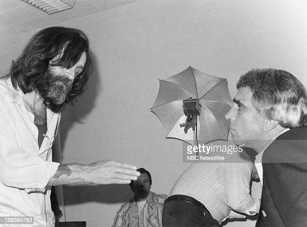 COAST Episode 28 Air Date 06/12/81 Pictured Convicted mass murderer Charles Manson currently serving a life sentence in California for the 1969...