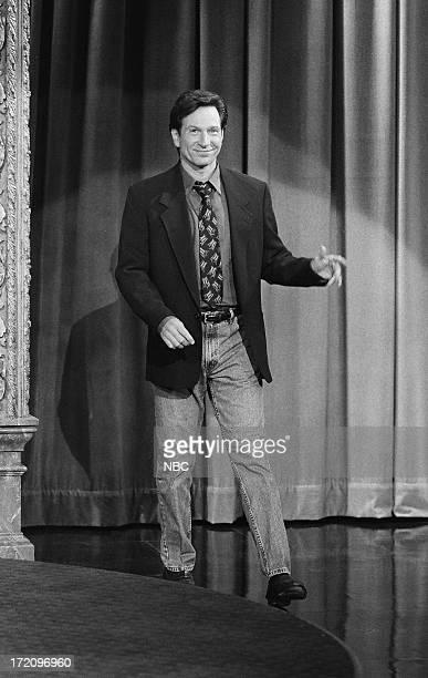 Actor Michael Brandon arrives on July 3 1992