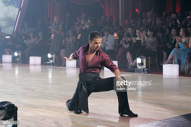 STARS 'Episode 303A' The professional dancers showcase a stunning group Paso Doble accompanied by upandcoming Italian Tenor Vittorio Grigolo who is...