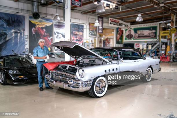S GARAGE 'KEYS TO HAPPINESS' Episode 308 Guest star Dax Shepard Pictured Jay Leno