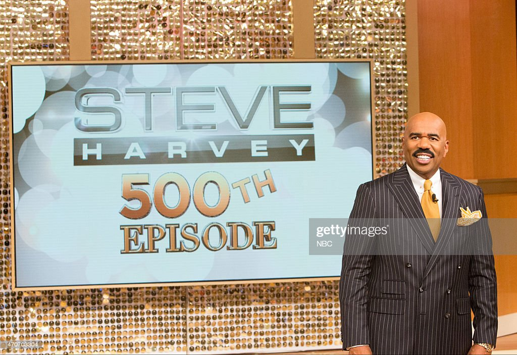 "NBC's ""Steve Harvey Show"" - 500th Episode"