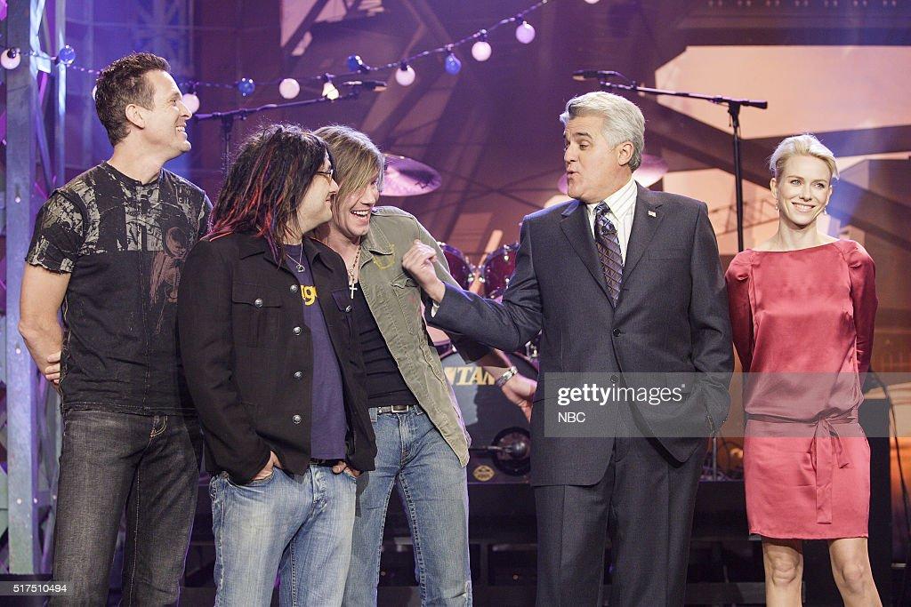 """NBC's """"The Tonight Show with Jay Leno"""" - Season 15"""