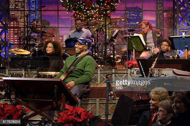 Kevin Eubanks and The Tonight Show Band on December 18 2006