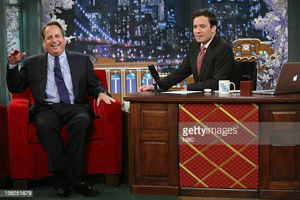 John Lovitz during an interview with JImmy Fallon on December 16 2010
