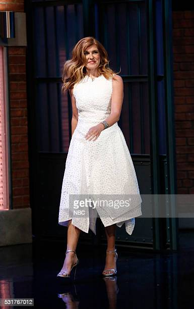 Actress Connie Britton arrives on May 16 2016