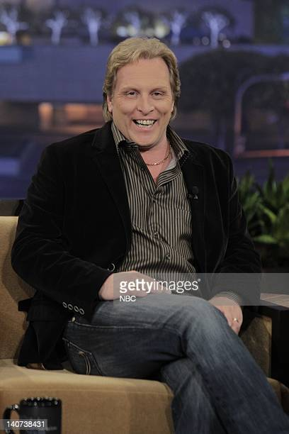 Crab fisherman Sig Hansen during an interview on April 29 2010 Photo by Paul Drinkwater/NBCU Photo Bank