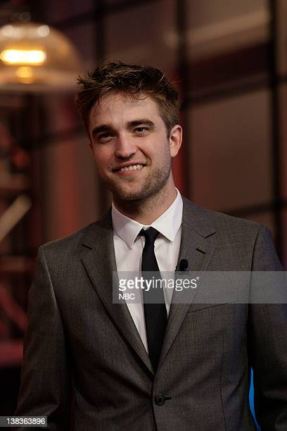 Actor Robert Pattinson on June 15 2010