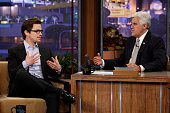 Actor Matt Bomer during an interview with host Jay Leno on July 21 2010 Photo by Paul Drinkwater/NBCU Photo Bank