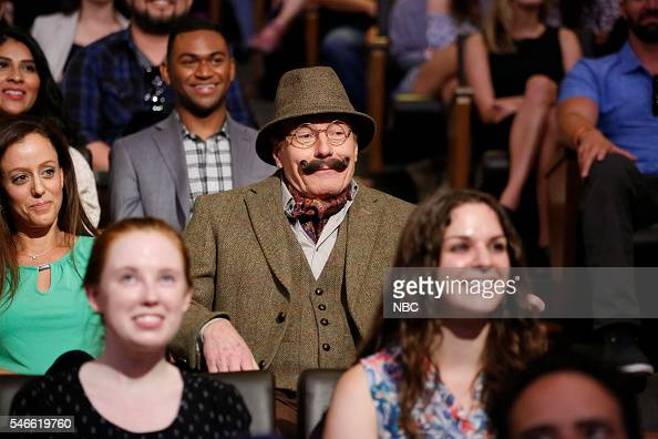 Actor Bryan Cranston during a sketch on July 12 2016