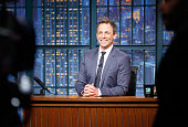 Host Seth Meyers during the monologue on July 20 2016