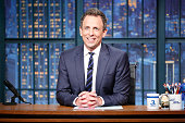Host Seth Meyers during the monologue on July 21 2016