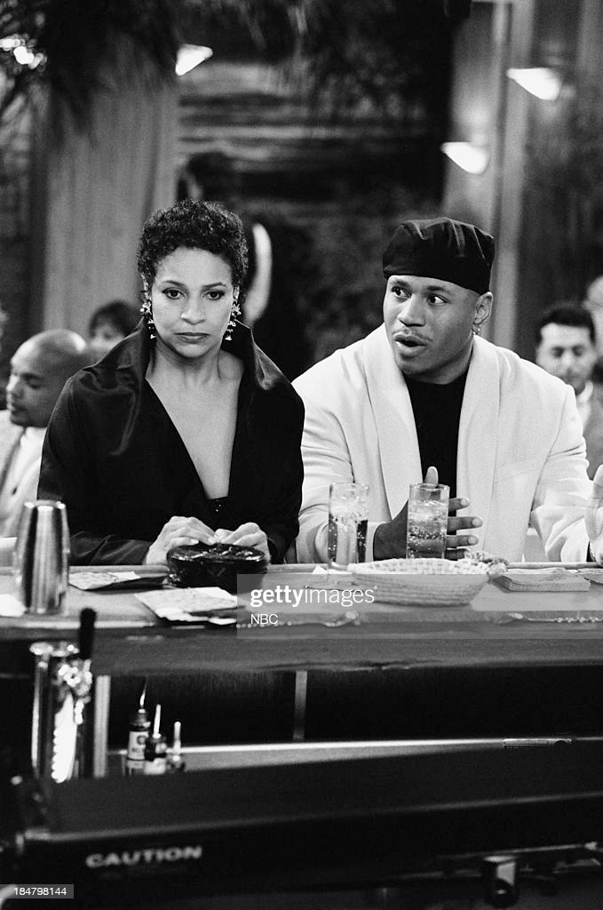 HOUSE -- Episode 4 -- 'Once Again, With Feeling' -- Pictured: (l-r) <a gi-track='captionPersonalityLinkClicked' href=/galleries/search?phrase=Debbie+Allen&family=editorial&specificpeople=210660 ng-click='$event.stopPropagation()'>Debbie Allen</a> as Jackie Warren, L.L. Cool J as Marion Hill --