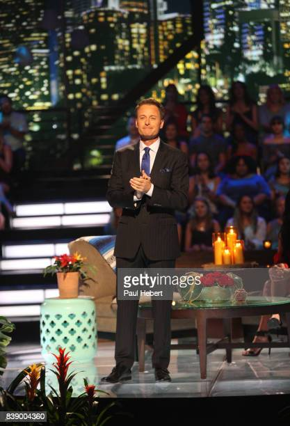 PARADISE 'Episode 402B' Paradise heads to the studio where host Chris Harrison thanks Bachelor Nation for its continued support through this...