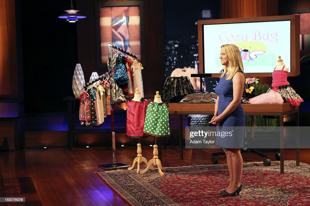 TANK - 'Episode 405' - The rivalry between Lori and Daymond turns ugly as they compete for the business of a woman from Los Angeles, CA, who created a line of dresses made from pillowcases. Later on, the Sharks can't stop laughing when a young lady from Easley, SC announces the name of her specially-made spatula that can retrieve cream from the bottom of containers. Also, the Sharks appear more feisty than usual after a father and son from Van Nuys, CA provide them with a sample from their line of vitamin oral sprays; and a man from Marysville, WA hopes his energy boost waffle product will be an eye opener for the Sharks. In a follow-up segment, there's an update on brothers David & Stuart Pikoff from Austin, TX, who passed on Kevin's Season 2 offer to invest in their Games2U mobile entertainment business, on 'Shark Tank,' FRIDAY, OCTOBER 12 (8:00-9:01 p.m., ET) on the ABC Television Network. ALY