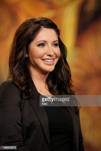 Bristol Palin on July 14 2011