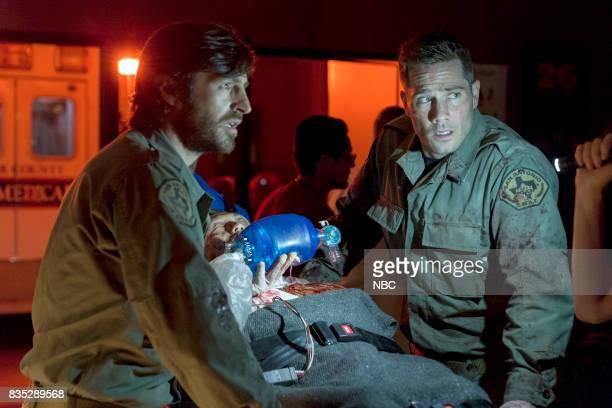 SHIFT 'R3BOOT' Episode 408 Pictured Eoin Macken as TC Callahan Luke McFarlane as Rick