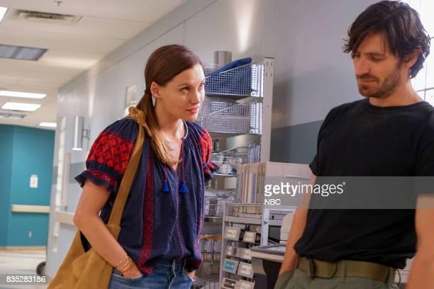 SHIFT 'R3BOOT' Episode 408 Pictured Jill Flint as Jordan Alexander Eoin Macken as TC Callahan