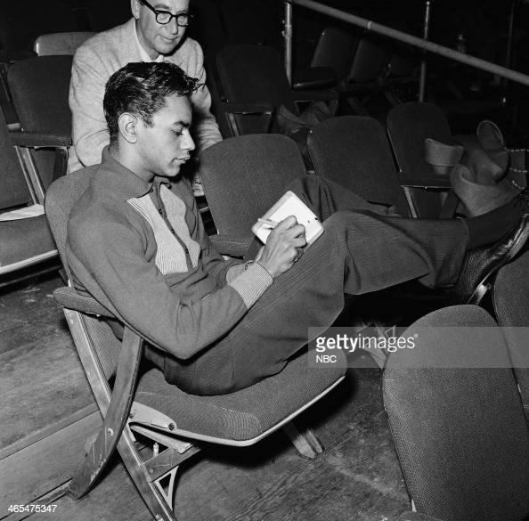 Singer Johnny Mathis