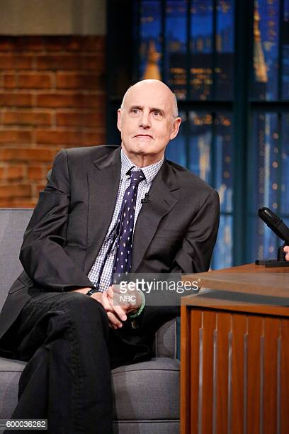 Actor Jeffrey Tambor during an interview on September 7 2016
