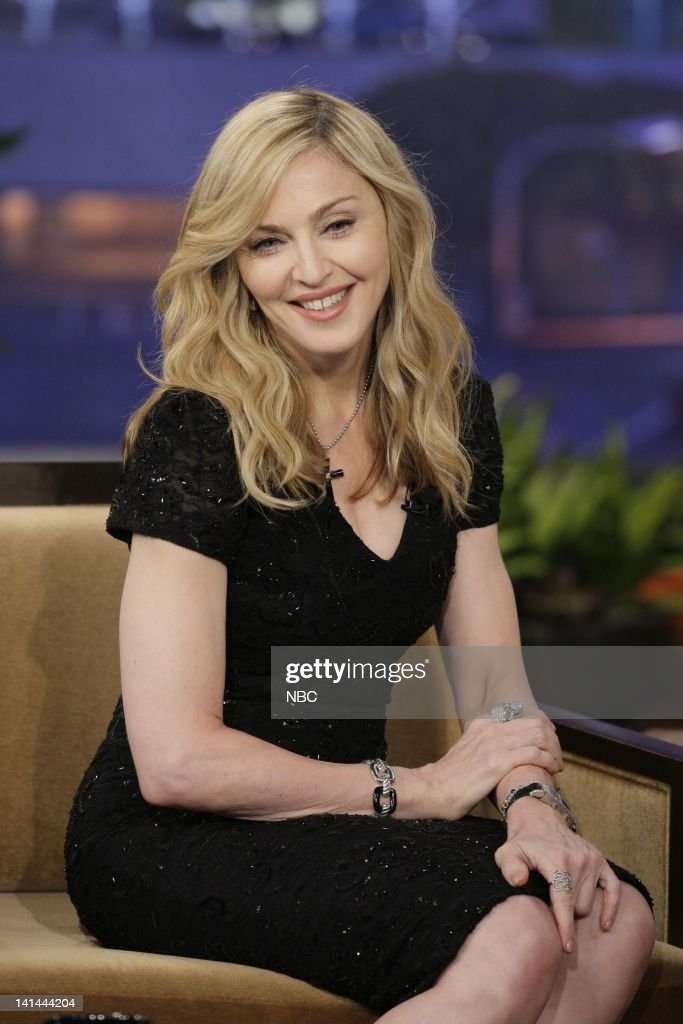 Singer <a gi-track='captionPersonalityLinkClicked' href=/galleries/search?phrase=Madonna+-+S%C3%A4ngerin&family=editorial&specificpeople=156408 ng-click='$event.stopPropagation()'>Madonna</a> during an interview on January 30, 2012 -- Photo by: Paul Drinkwater/NBC/NBCU Photo Bank