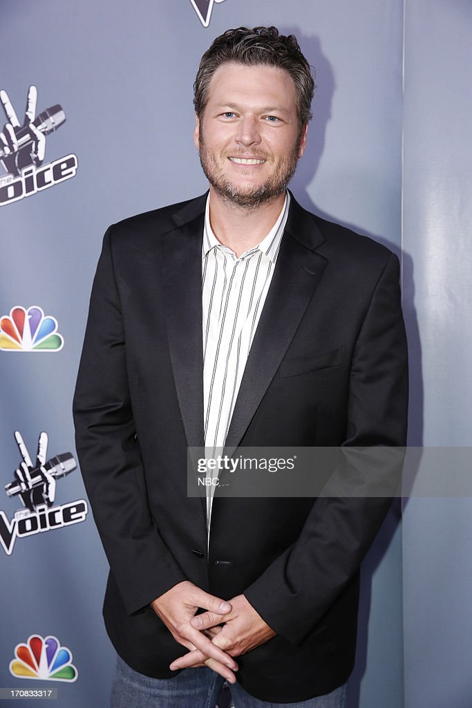 THE VOICE -- Episode 419B 'Live Finale' -- Pictured: Blake Shelton --
