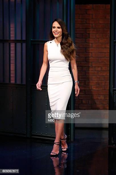 Actress Jordana Brewster arrives on September 20 2016
