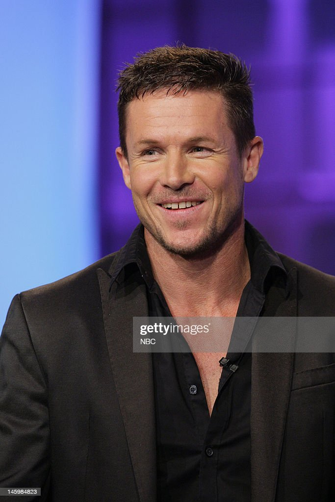 Felix Baumgartner on June 8, 2012 -- - episode-4266-pictured-felix-baumgartner-on-june-8-2012-picture-id145984823
