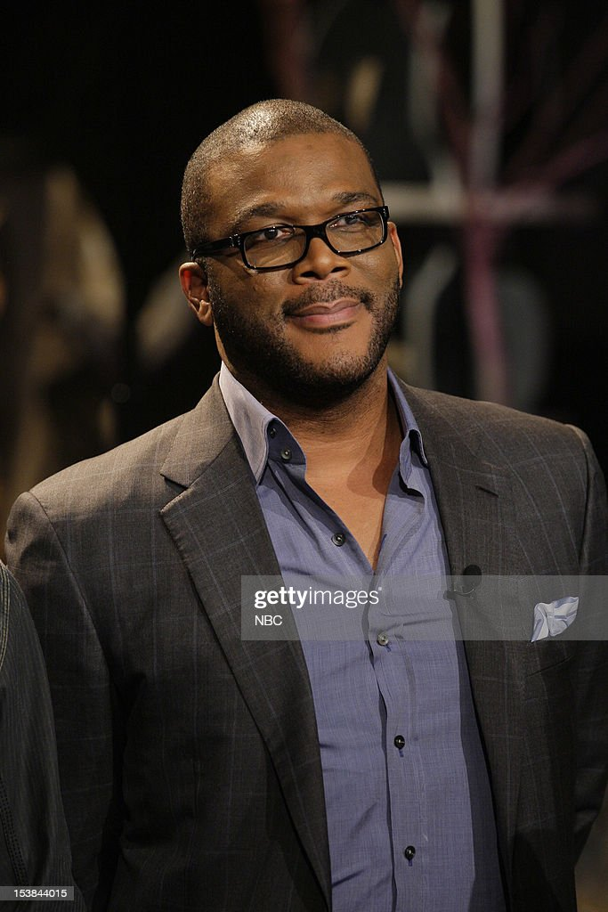 Comedian Tyler Perry onstage October 9, 2012 --