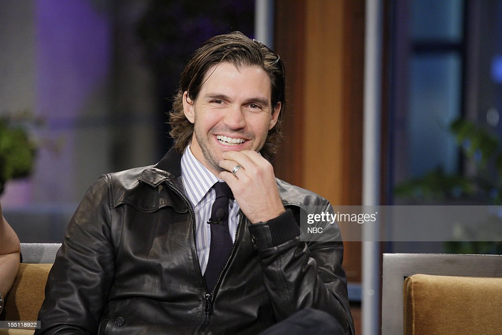 World Series winner Barry Zito during an interview on November 1, 2012 --