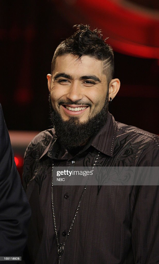 World Series winner Sergio Romo onstage November 1, 2012 --