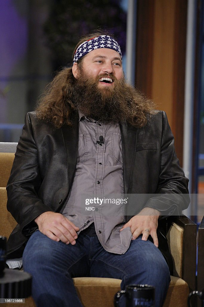 Willie Robertson during an interview on November 19, 2012 --