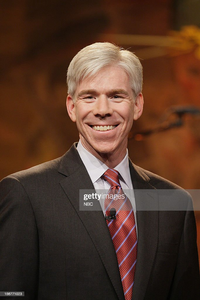 David Gregory on November 20, 2012 --