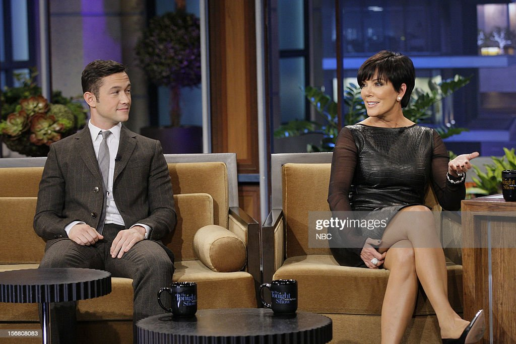 <a gi-track='captionPersonalityLinkClicked' href=/galleries/search?phrase=Kris+Jenner&family=editorial&specificpeople=762610 ng-click='$event.stopPropagation()'>Kris Jenner</a> during an interview with host Jay Leno on November 20, 2012 --