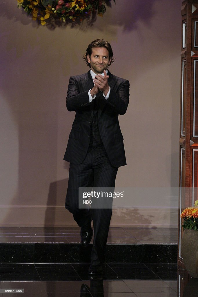 Actor <a gi-track='captionPersonalityLinkClicked' href=/galleries/search?phrase=Bradley+Cooper&family=editorial&specificpeople=680224 ng-click='$event.stopPropagation()'>Bradley Cooper</a> arrives on November 22, 2012 --