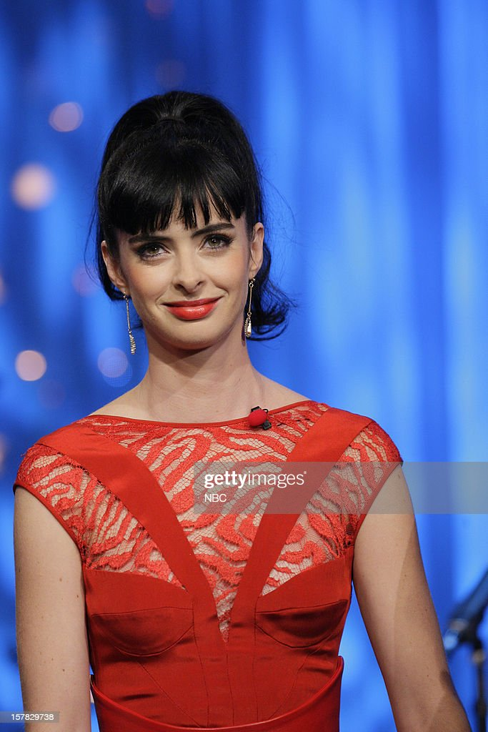 Actress <a gi-track='captionPersonalityLinkClicked' href=/galleries/search?phrase=Krysten+Ritter&family=editorial&specificpeople=655673 ng-click='$event.stopPropagation()'>Krysten Ritter</a> onstage December 6, 2012 --