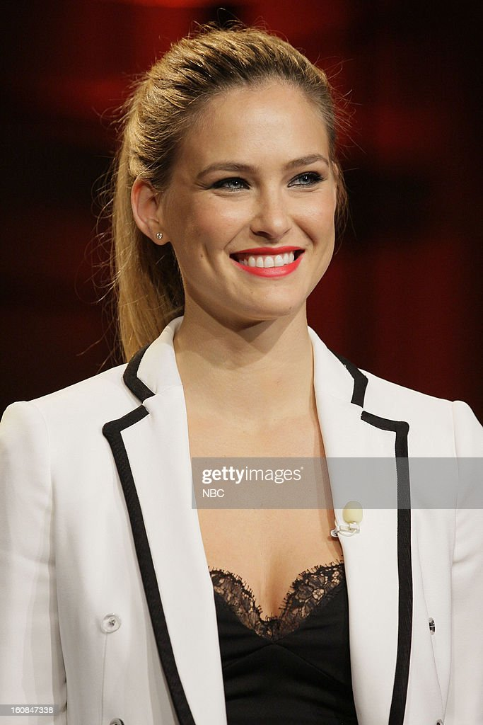 Supermodel <a gi-track='captionPersonalityLinkClicked' href=/galleries/search?phrase=Bar+Refaeli&family=editorial&specificpeople=468932 ng-click='$event.stopPropagation()'>Bar Refaeli</a> on February 6, 2013 --