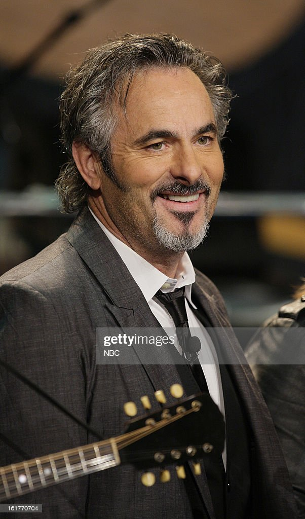 Golf broadcaster David Feherty onstage February 15, 2013 --