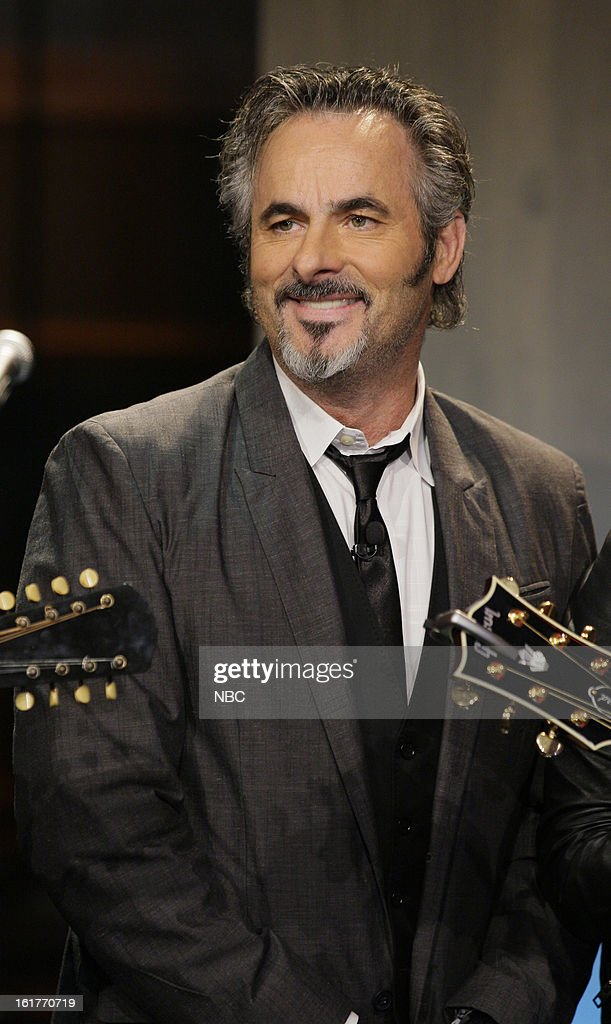 Golf broadcaster <a gi-track='captionPersonalityLinkClicked' href=/galleries/search?phrase=David+Feherty&family=editorial&specificpeople=3021151 ng-click='$event.stopPropagation()'>David Feherty</a> onstage February 15, 2013 --