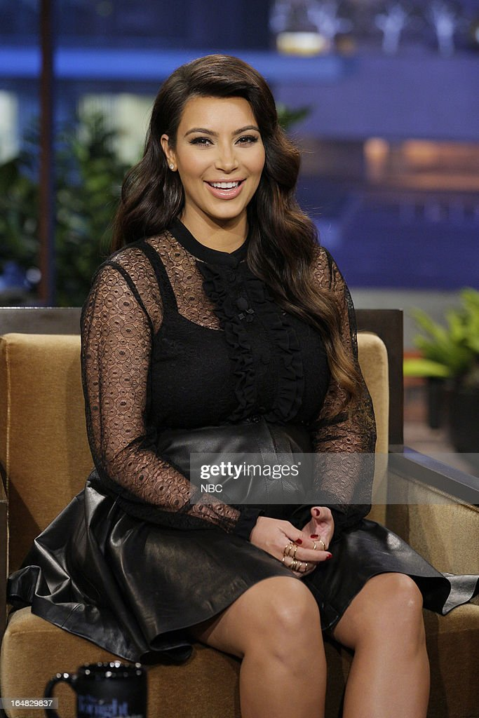 <a gi-track='captionPersonalityLinkClicked' href=/galleries/search?phrase=Kim+Kardashian&family=editorial&specificpeople=753387 ng-click='$event.stopPropagation()'>Kim Kardashian</a> during an interview on March 28, 2013 --