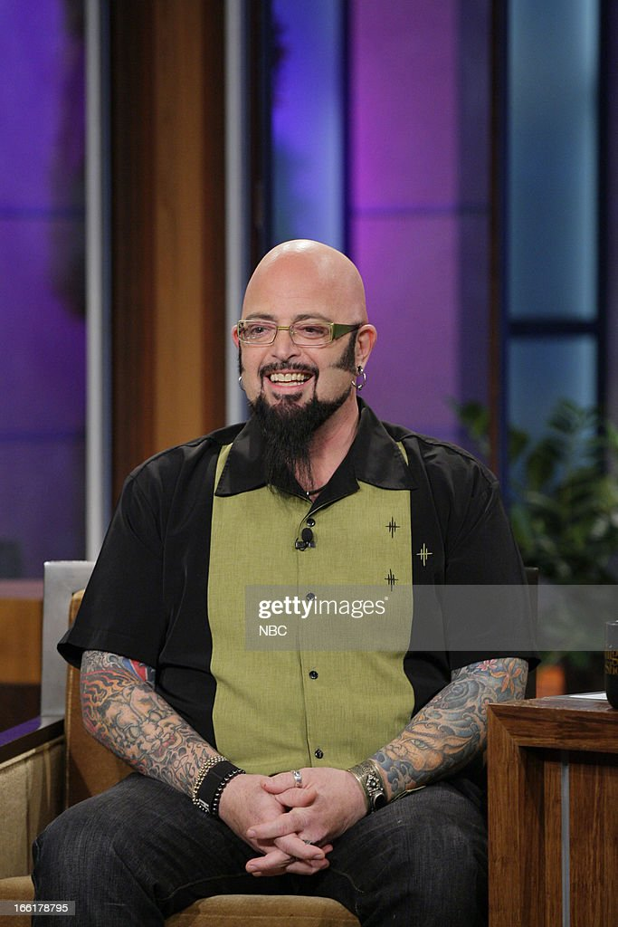 Cat behavior expert Jackson Galaxy during an interview on April 9, 2013 --