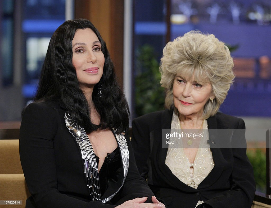 Musicians Cher, Georgia Holt during an interview on April 30, 2013 --