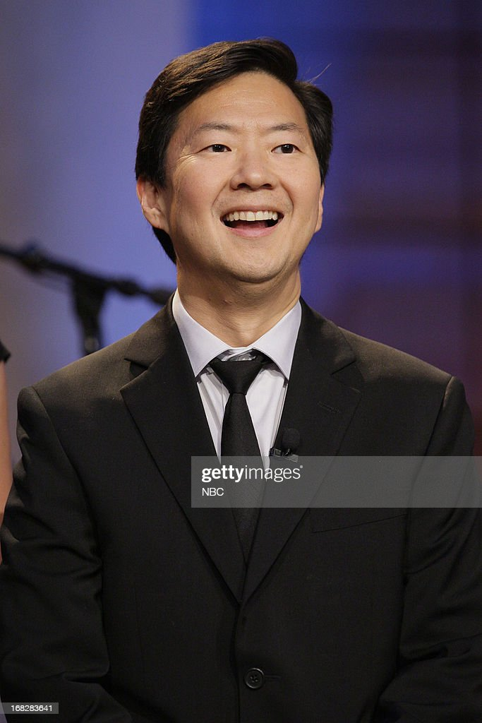 Actor <a gi-track='captionPersonalityLinkClicked' href=/galleries/search?phrase=Ken+Jeong&family=editorial&specificpeople=4195975 ng-click='$event.stopPropagation()'>Ken Jeong</a> on May 7, 2013 --