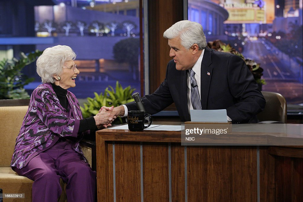 connie sawyer jay leno
