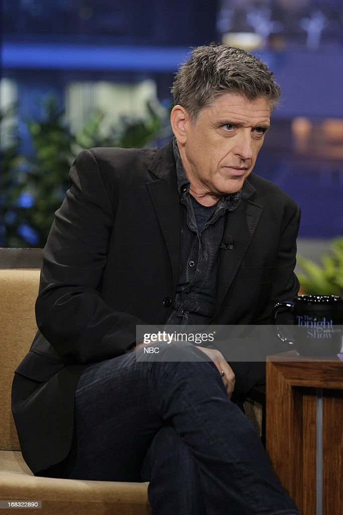 Talk Show host <a gi-track='captionPersonalityLinkClicked' href=/galleries/search?phrase=Craig+Ferguson+-+Talk+Show+Host&family=editorial&specificpeople=204509 ng-click='$event.stopPropagation()'>Craig Ferguson</a> during an interview on May 8, 2013 --