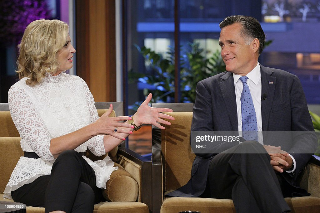 during an interview with host Jay Leno on May 17, 2013 --