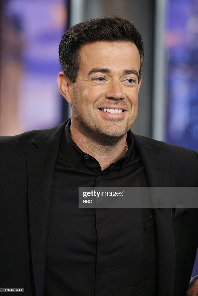 Late Night talk show host <a gi-track='captionPersonalityLinkClicked' href=/galleries/search?phrase=Carson+Daly&family=editorial&specificpeople=202941 ng-click='$event.stopPropagation()'>Carson Daly</a> onstage June 13, 2013 --