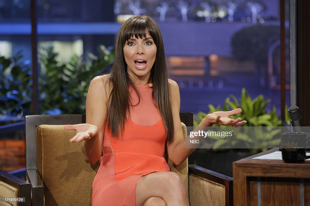 Comedian Whitney Cummings during an interview on June 26, 2013 --