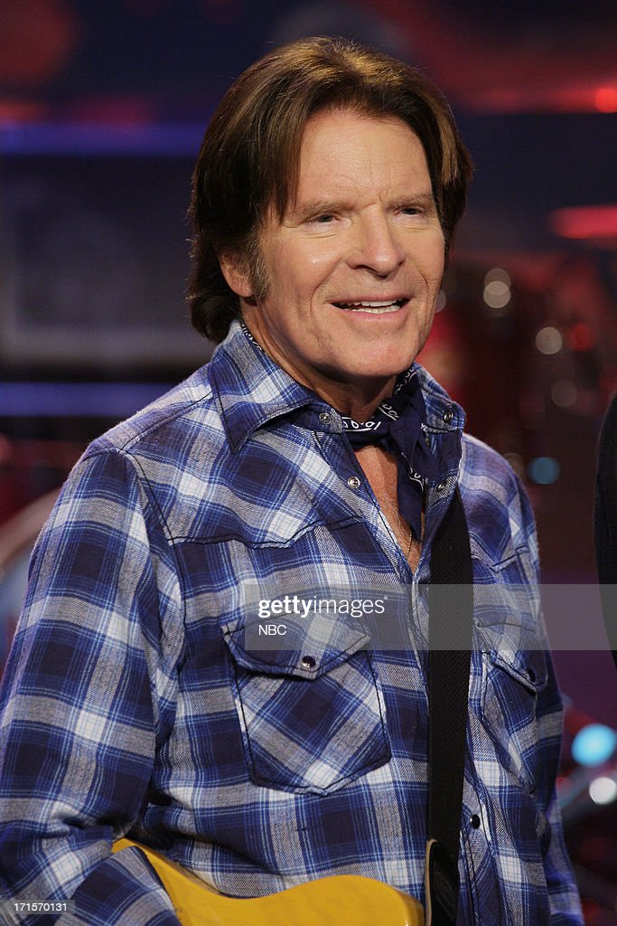 Musical guest <a gi-track='captionPersonalityLinkClicked' href=/galleries/search?phrase=John+Fogerty&family=editorial&specificpeople=210703 ng-click='$event.stopPropagation()'>John Fogerty</a> on June 26, 2013 --