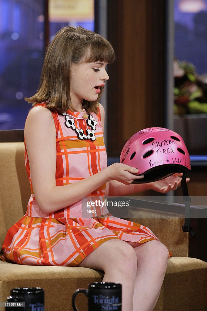 Actress <a gi-track='captionPersonalityLinkClicked' href=/galleries/search?phrase=Joey+King+-+Actress&family=editorial&specificpeople=2264584 ng-click='$event.stopPropagation()'>Joey King</a> during an interview on June 27, 2013 --